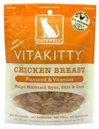 Product Review: Catswell VitaKitty – Chicken Breast Treats