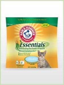 ARM & HAMMER® Essentials™ Clumping Litter