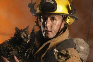 First Responders Train To Save Pets