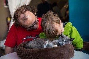 Children Of Military Families Benefit From Pets