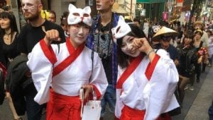 Japan's Ghost Cat Festival Is Weird And Amazing