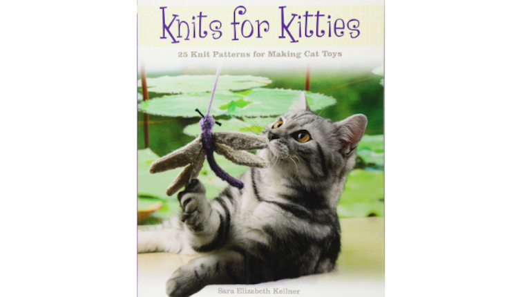Knits For Kitties book