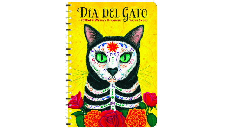Day of the Dead planner