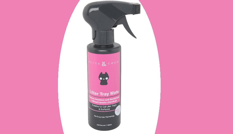 Litter Tray Mate Cleaning Spray